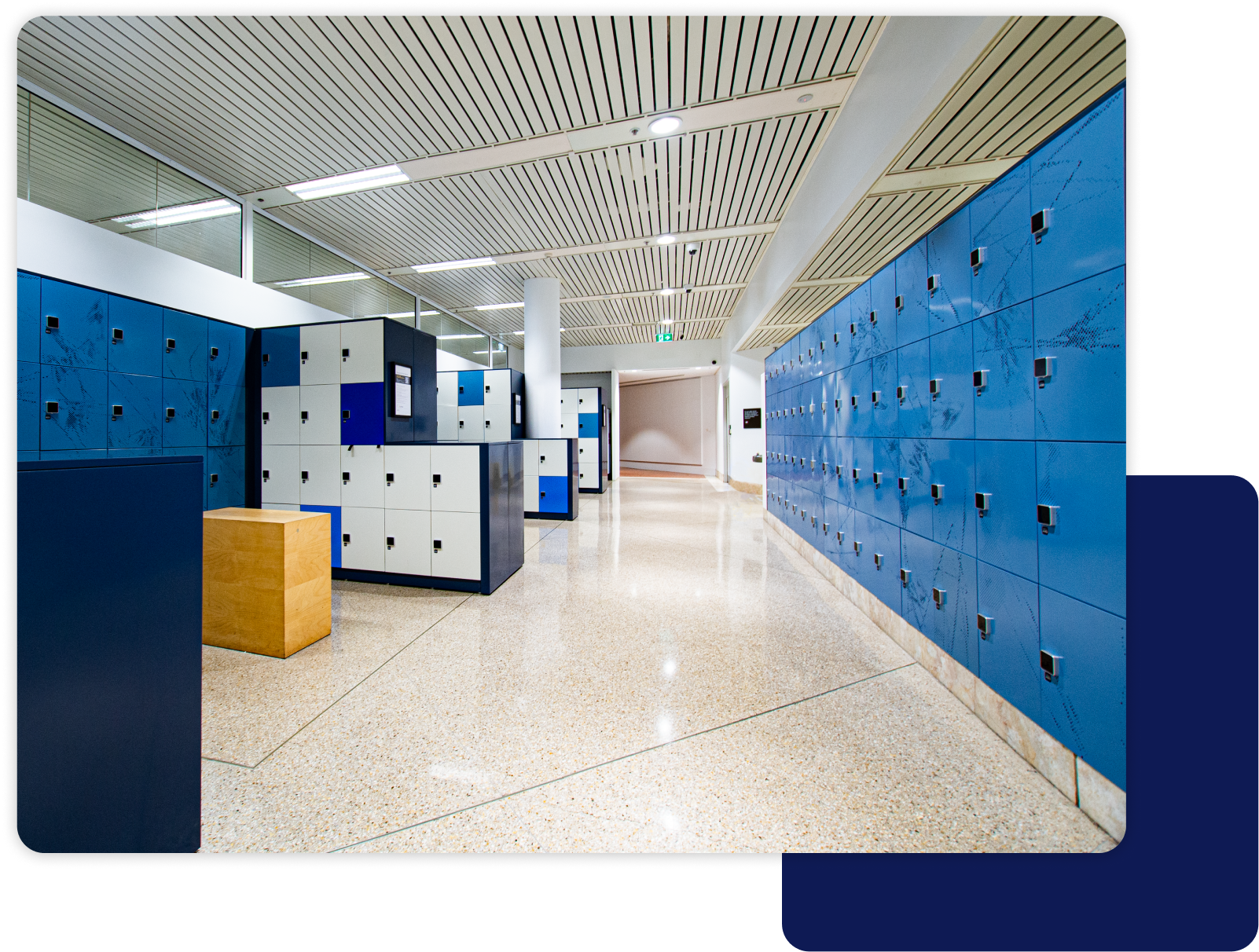 State Library Lockers